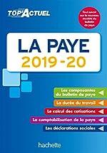 Top'Actuel La Paye 2019-2020 de Sabine Lestrade