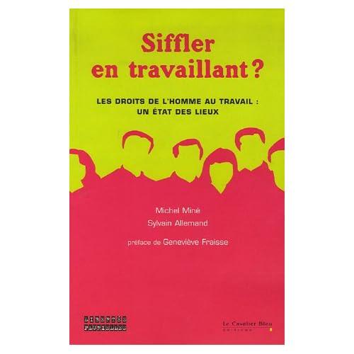 Siffler en travaillant ? : Les droits de l'homme au travail : un état des lieux