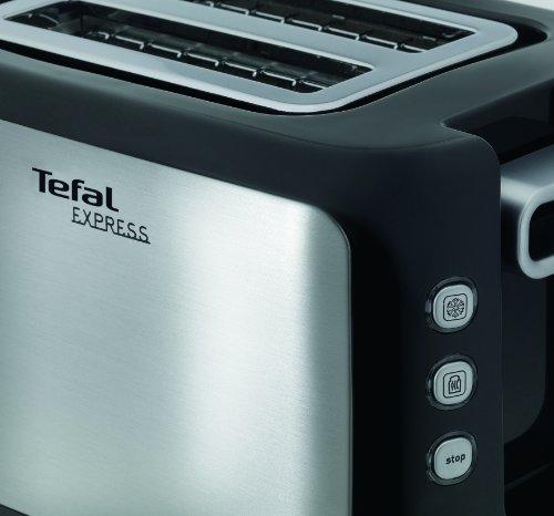 Tefal TT3650 Toaster Express mit Brötchenaufsatz, 850 Watt -