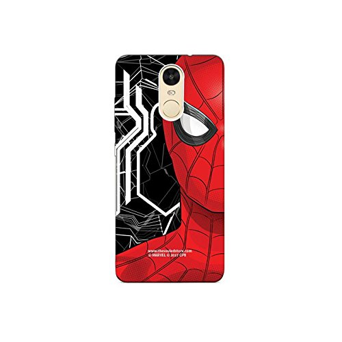 Spidey Sense Xiaomi Redmi Note4 Mobile Case by The Souled Store