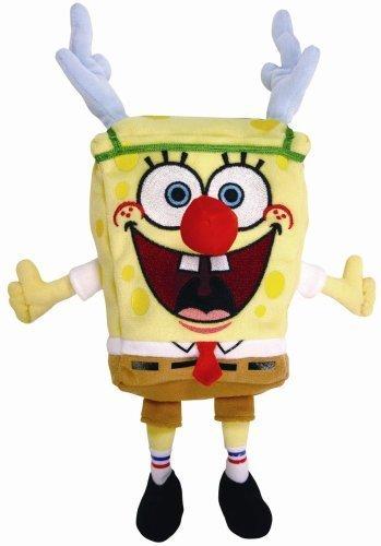 Ty Beanie Babies - Sponge Bob SleighRide by Ty Inc. by Ty Inc. (Beanie Babys Bob Sponge)