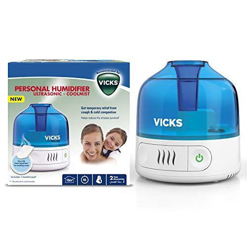 Vicks Cool Mist Humidificador personal