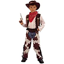 Disfraz niño Vaquero - talla 10 - 12 años