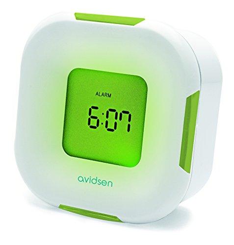 Avidsen 107243Thermometer mit Uhr/Alarm