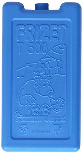 Frizet T500 Acumulador de frío, 500 ml, paquete de 2