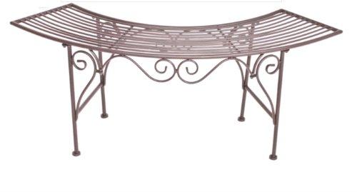 2-Sitzer Bogenbank Majestic aus Eisen