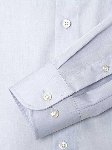 CASAMODA Herren Businesshemd 006061 61er Ärmel Comfort Fit Hellgrau