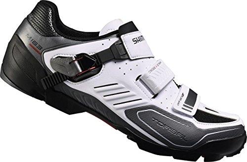 Shimano Sh-m163, Chaussures de Vtt Homme Blanc (White)