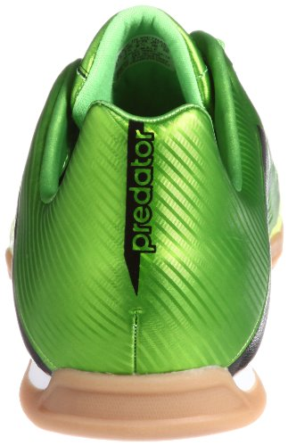 adidas Predator Absolado LZ Indoor, Chaussures de football garçon Raygrn/Black1/Electr