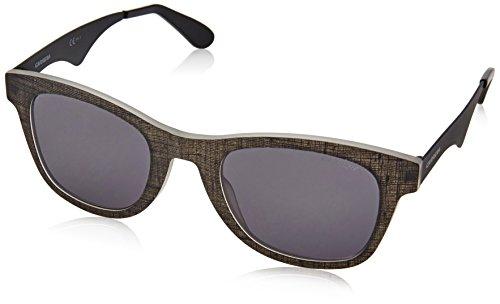 Carrera Unisex-Erwachsene 6000/TX E5 Sonnenbrille, Schwarz (Black Matte Black), 51