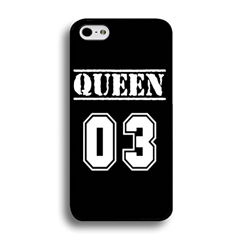 Couple Phone Case Cool Classics Fashion Love Heart ECG Phone Case Plastic Back Cover for All Popular Phone Models Iphone 6/6s 4.7 (Inch) Color177d