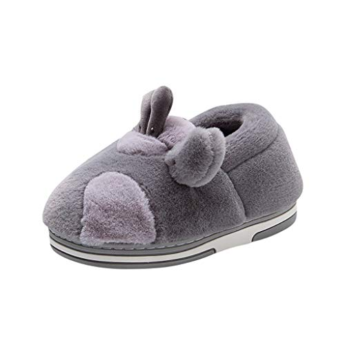 Winter Warm Baby Plüsch Schnee Stiefel Soft Sole Anti-Rutsch Prewalker Karikatur gestalten Lauflernschuhe Schuhe Krippe Schuhe für Neugeborene Kinder Jungen Mädchen Yuiopmo