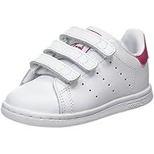 new styles e5ee6 37361 Cette chaussure bébés introduit le mod ... Adidas Stan Smith Basket Mode  Garçon