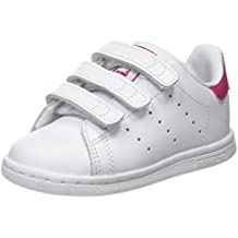 adidas Stan Smith CF I, Chaussures Premiers Pas Mixte Bébé