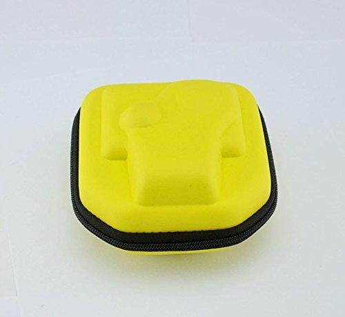 Shoot® EVA Kamera Tasche Hülle Case für Gopro 4 Hero3 +/3/2/1 -Gelb