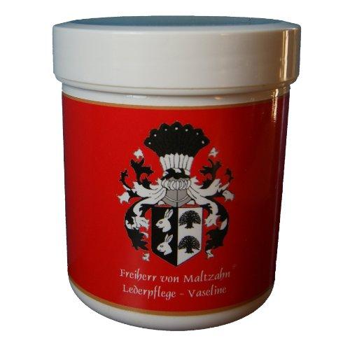FREIHERR-VON-MALTZAHN-Lederfett-Lederpflege-auf-Vaseline-Basis-farblos-100-ml