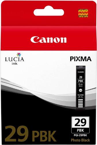 Canon 4869B001 Cartouche d'encre d'origine Photo noir