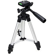 Amison Portátil Soporte universal de trípode para Sony Canon Nikon Olympus Cámara