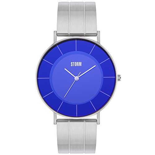 Storm Reloj los Hombres Moreno Lazer Blue 47362/B