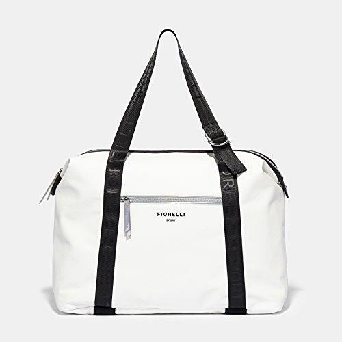 Fiorelli Sport Damen Flex Bowlingtaschen, Weiß (Mono 007)