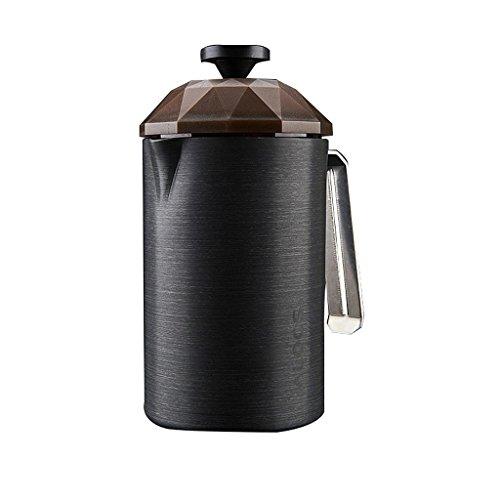 ALOCS Neue Outdoor Camping Reise kaffeekanne kaffeetasse Französisch Filter kaffeekanne Teekanne Haushalt Tragbare Gesetz Presse handkaffeemaschine