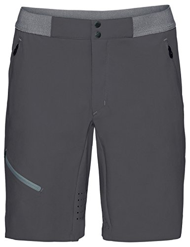 Vaude Herren Men's Scopi LW Shorts II Hose, Iron, 54