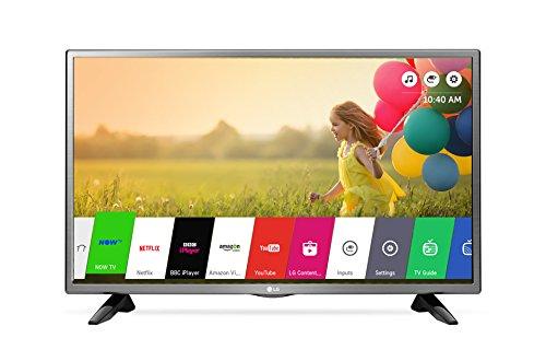 LG 32LH570U 81,28 cm (32 Zoll) Fernseher (Smart HD, 450Hz, WiFi, 2x HDMI, USB, - Zoll-fernseher 32 Lg