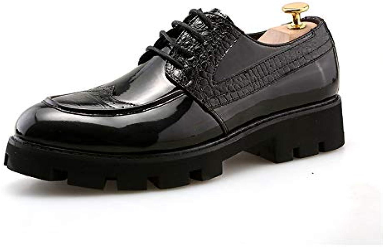 Fang-Chaussure s, 2018 Chaussures Homme, Chaussures Oxford sculpté... pour Homme, Mode, Caractère Informel, Couture, Semelle sculpté... Oxford dafd12