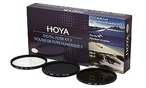 Hoya DFK77 Jeux de Filtres (UV, PLC, ND) Ø 77.0 mm