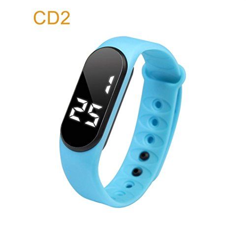 Voberry Smart Watch Bracciale salute Sport Fitness Tracker Contapassi Orologio