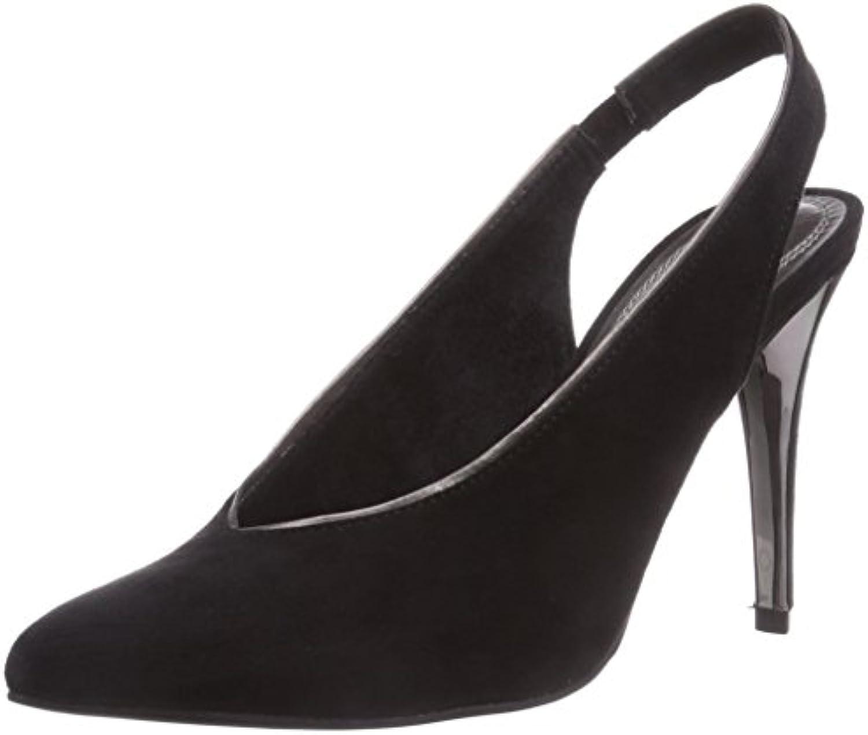 Marco Tozzi 29617 Damen Slingback Pumps 2018 Letztes Modell  Mode Schuhe Billig Online-Verkauf