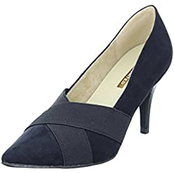 Living Updated Damen Pumps schwarz (black)