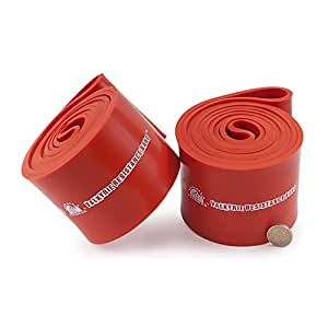 2 Valkyrie Resistance Band - Pull up/ chin up/ MMA/ Calisthenics/ - all sizes (2 DLB Large - 72kg - 182kg)