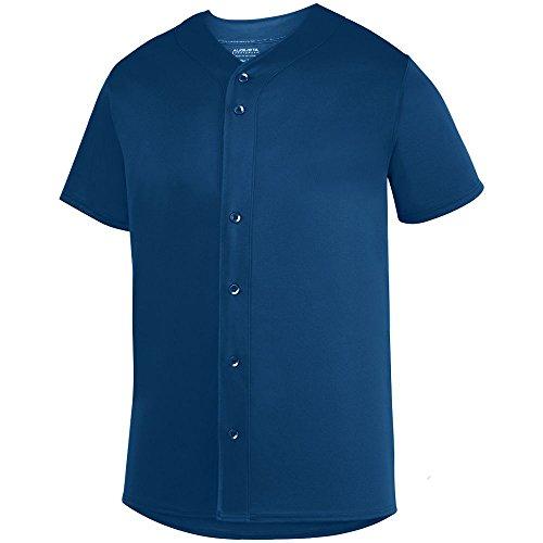 Augusta Sportswear MEN'S SULTAN JERSEY S Navy (Augusta T-shirt Jersey)