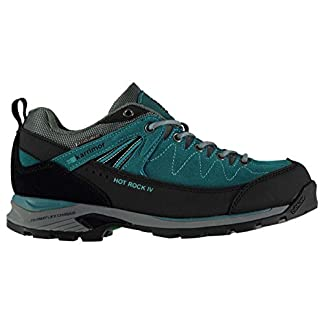 Karrimor Womens Hot Rock Low Walking Shoes Waterproof Lace 5