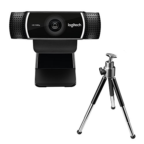 Logitech C922 Webcam...