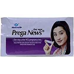 Mankind Prega News Pregnancy Test Strip Pack Of 3