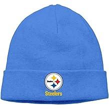 hittings 2016Pittsburgh Steelers Estados Unidos Slouchy Gorro Hat Black Roya lblue