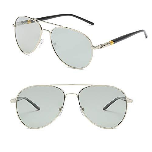 Unisex-Sonnenbrille Pilot, 2 Stück, Brillentyp: Polarisiert/Farbe/Nachtsicht, Unisex-Sonnenbrille, Polarisierte Sonnenbrille für Herren und Damen von Pilot, UV-Schutz