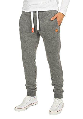 SOLID Benn Pant - Pantalon en Molleton - Homme Grey Melange (8236)
