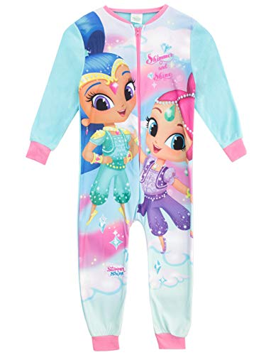 Shimmer And Shine Pijama Entera niñas Genies 4-5