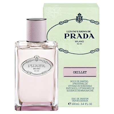 Prada Les Infusions de Prada Oeillet Eau de Parfum, 100ml