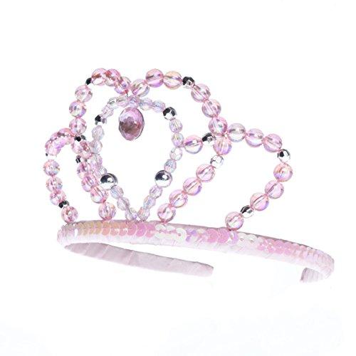 Rose & Romeo - 11001 - Accessoire Pour Déguisement - Chapeau - Libby - Rose