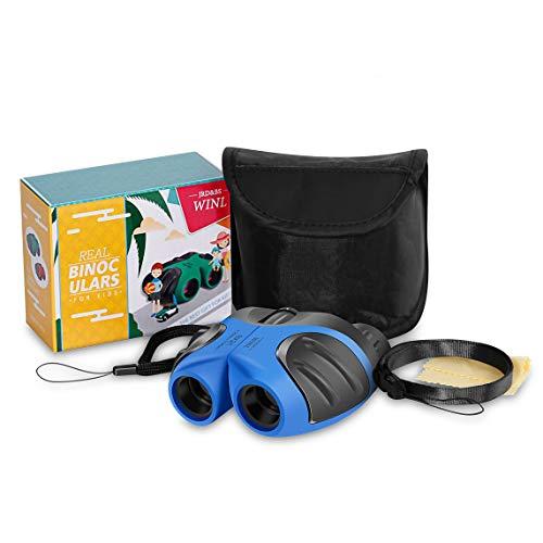 Geschenke für Teenager-Mädchen,JRD&BS WINL 8x21 Kompakte Fernglas für Kinder Spielzeug für 3-12 Jahre Alte Mädchen,spielzeug für 4-9 jährige jungs,Geschenke Für Kinder (Blau) (Jungen, 9 Jahre Spielzeug Alten)