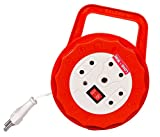 #4: YDV 2 Pin Flex Box 7 Mtr pure copper extension cord (with Indicator ), best tool for home improvement