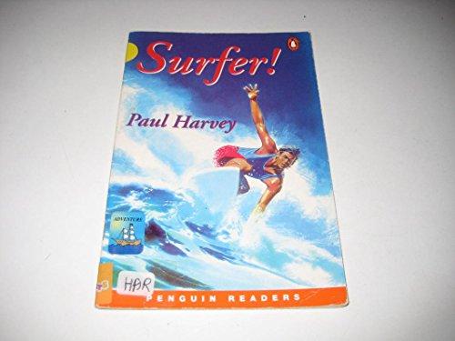 """Penguin Readers Level 1:""""Surfer!"""
