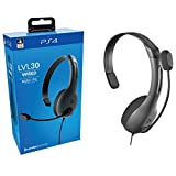 Kabelgebundenes Chat-Headset Sony PlayStation LVL30 für PS4 [