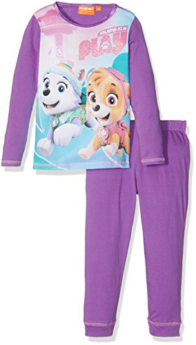 nickelodeon-18-3533-tc-pigiama-bambina-purple-4-5-anni