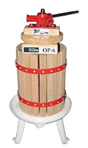 Güde Pressoir Fruits et Raisin Type BP 6 L