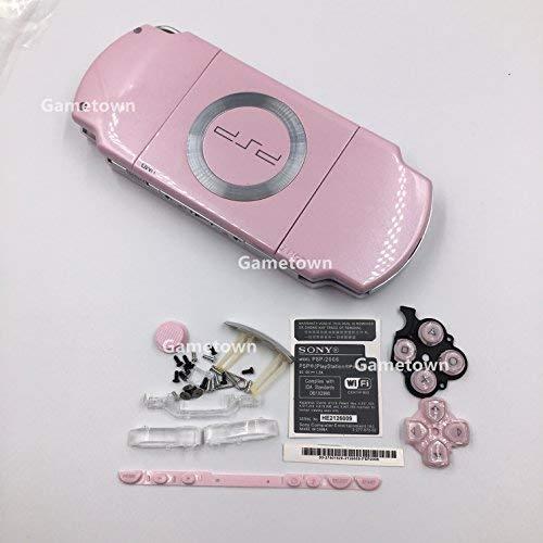 Sony PSP 2000 Konsole mit Knopf Set, Pink ()